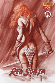 Red Sonja #30 Ross Cover